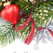 Christmas decoration — Stock Photo #4190161