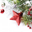 Bright christmas composition — Stock Photo #4299472