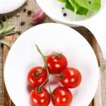 Cherry tomatoes — Stock Photo #4346730