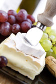 Cheese plate — Stockfoto