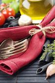 Ingredienti pasta — Foto Stock