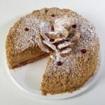 Appetizing celebratory bakery — Stock Photo #5021918