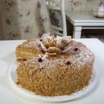 Appetizing celebratory bakery — Stock Photo #5021920