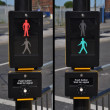 Pedestrian traffic lights — Stock Photo #4841083