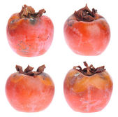 Rotten persimmons — Stock Photo