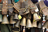 Cattle bells 3 — Stock Photo