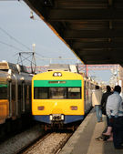 Trains 2 — Stock Photo