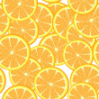 Seamless oranges — Stock Photo #4004720