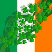 Saint Patrick's Day background — Stock Photo