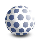 Toy ball — Stock Photo