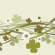 St. Patrick's Day design — Stock Photo
