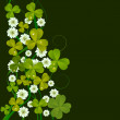 St. Patrick's Day card — Foto de Stock