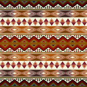 African pattern — Vector de stock