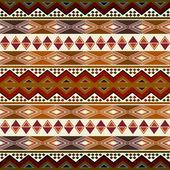 Afrikaanse patroon — Stockvector