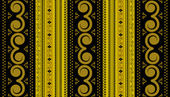 Etnic pattern — Stock Photo