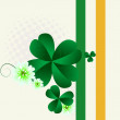 St.Patrick's Day post card — Stock Photo #5165318