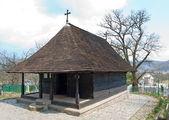 One Wood Monastery, Francesti, Valcea — Стоковое фото