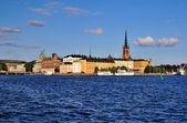 斯德哥尔摩 riddarholmen — 图库照片
