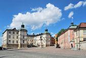 Stockholm. Birger Jarl Area — Stock Photo