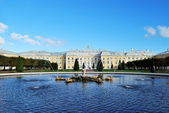 Grand Peterhof Palace — Stock Photo