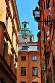 Stockholm, Old Town — Fotografia Stock