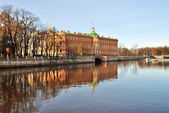 Mikhailovsky Castle, St. Petersburg — Stock Photo