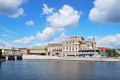 Stockholm, Royal Opera House — Stock Photo