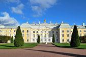 Grand Peterhof Palace — Stock Photo