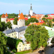 Tallinn, Estonia. Old town — Stock Photo