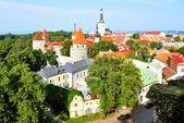 Tallinn, Estonia. Old town — Stock Photo