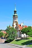 Prag loretta, 17 talet — Stockfoto