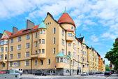 Helsinki. Architecture of Northern Modern — Stock Photo