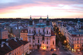 Prague. St.Nicholas — Stock Photo