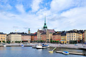 Stockholm. Old Town — Stock Photo