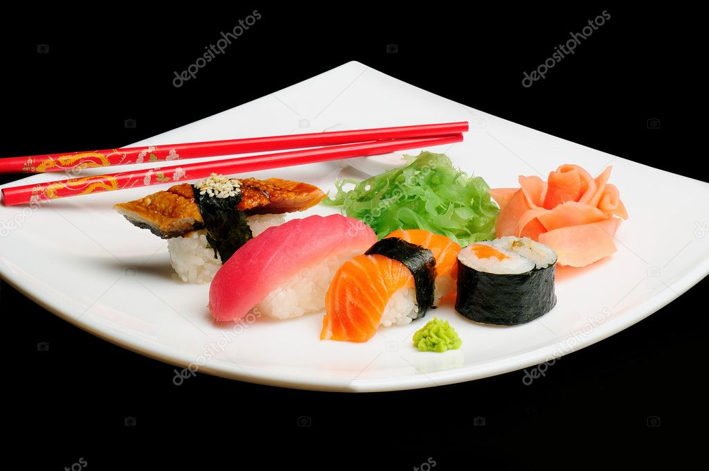 Japanese food — Stock Photo #4017440