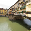 Ponte Vecchio, Florence — Stock Photo