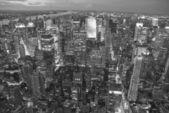 Arranha-céus da cidade de nova york — Foto Stock