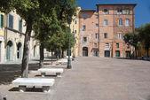 Piazza della Pera, Pisa, Italy — Stock Photo