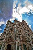 Od piazza del duomo, florencja — Zdjęcie stockowe