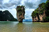 Tayland ada, yaz 2007 — Stok fotoğraf