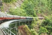 Kuranda Train to Cairns — Stock Photo