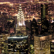 Night View of New York City — Stockfoto #4111674