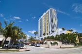 Park in Miami, Florida — Stock Photo