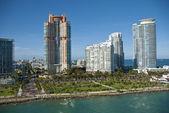 Leaving Miami, Florida — Stock Photo