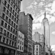 Buildings of New York City — Stock Photo #4254635