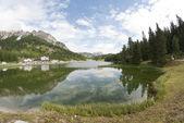 Misurina Lake, Italy — Stock Photo