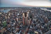 Skyscrapers of New York City — Stock Photo
