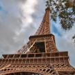 Majesty of Eiffel Tower — Stock Photo