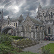 Stock Photo: Christ Church Cathedral in Dublin