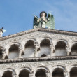 Architecture Detail in Lucca - Stock Photo